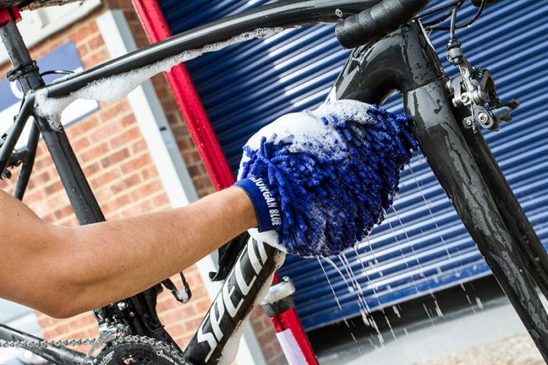 Wash the Bicycle