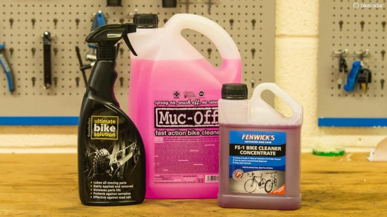 Bike Cleaning Solutions