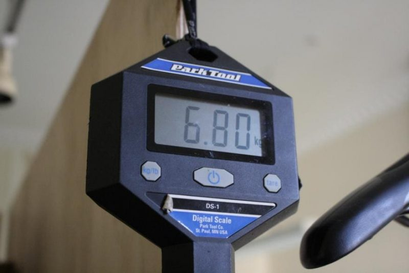 Bike Weighing Scale