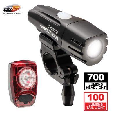 Cygolite Metro 700 and Hotshot 100 Light Set