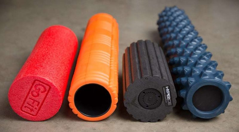 Foam Rollers Colors