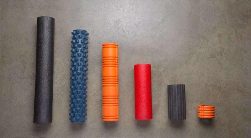 Foam Rollers Sizes