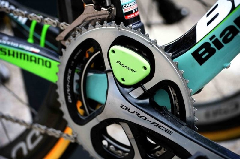 Pioneer Cycling Powermeter