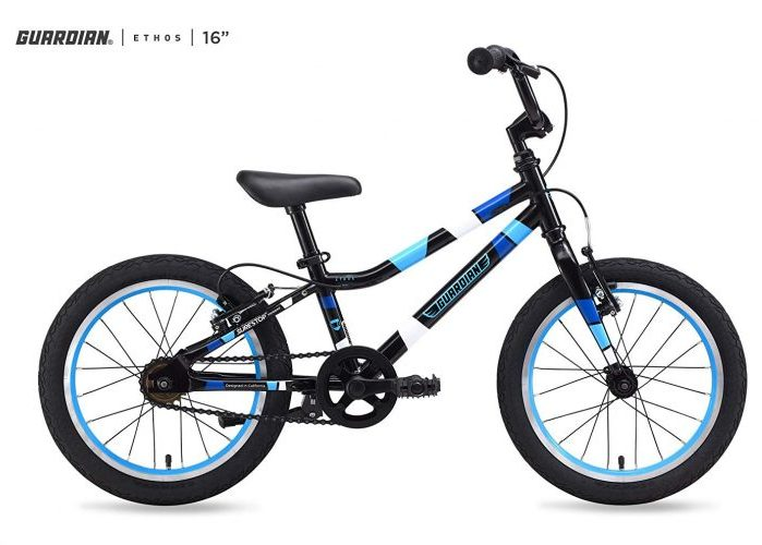 Guardian 16 Inch Kids Bikes Ethos