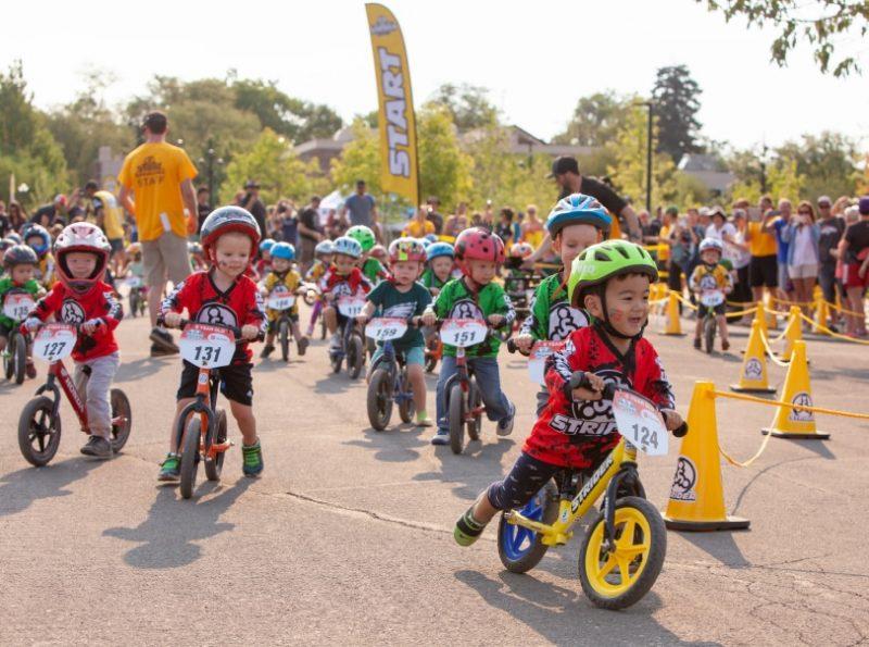 Kids Racing Balance Bikes