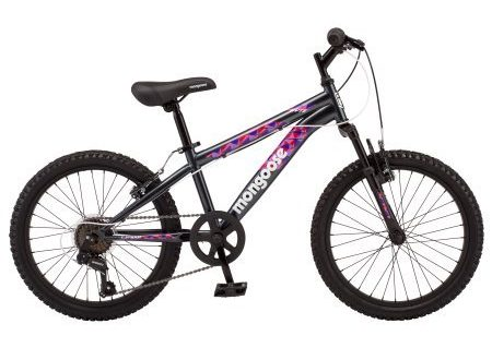 Mongoose 20 Inch Girls Bike