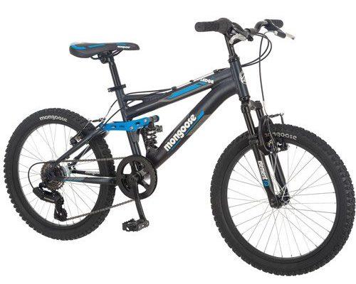Mongoose Ledge Boys Bike