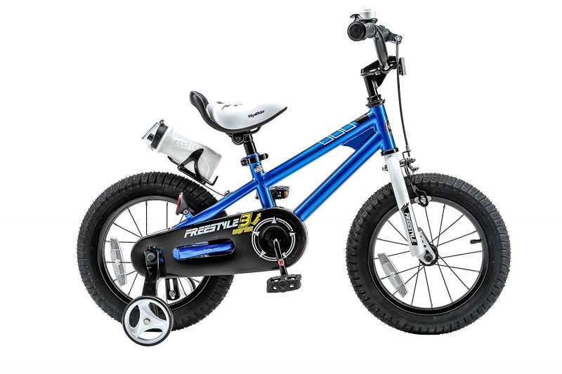 RoyalBaby Freestyle 14 Inch Kids Bike