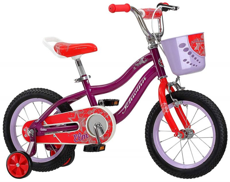 Schwinn Elm 14 Inch Girls Bike