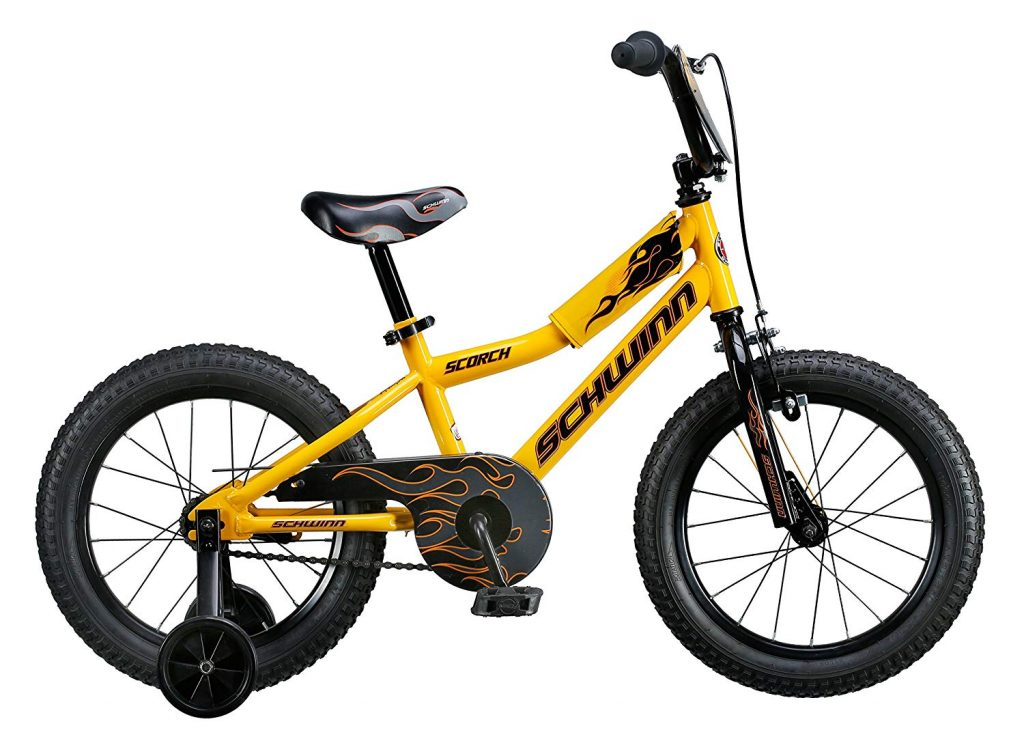 Schwinn Scorch 16 Inch Bike