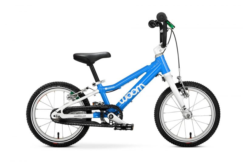 Woom 2 14 Inch Bike