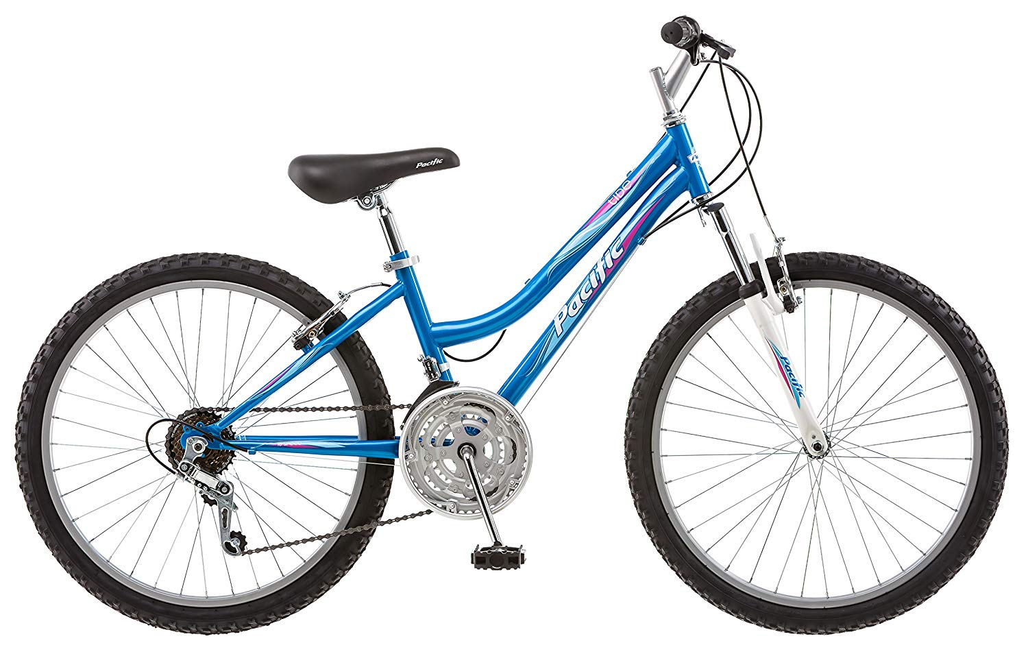 Pacific Girls 24 Inch Bike