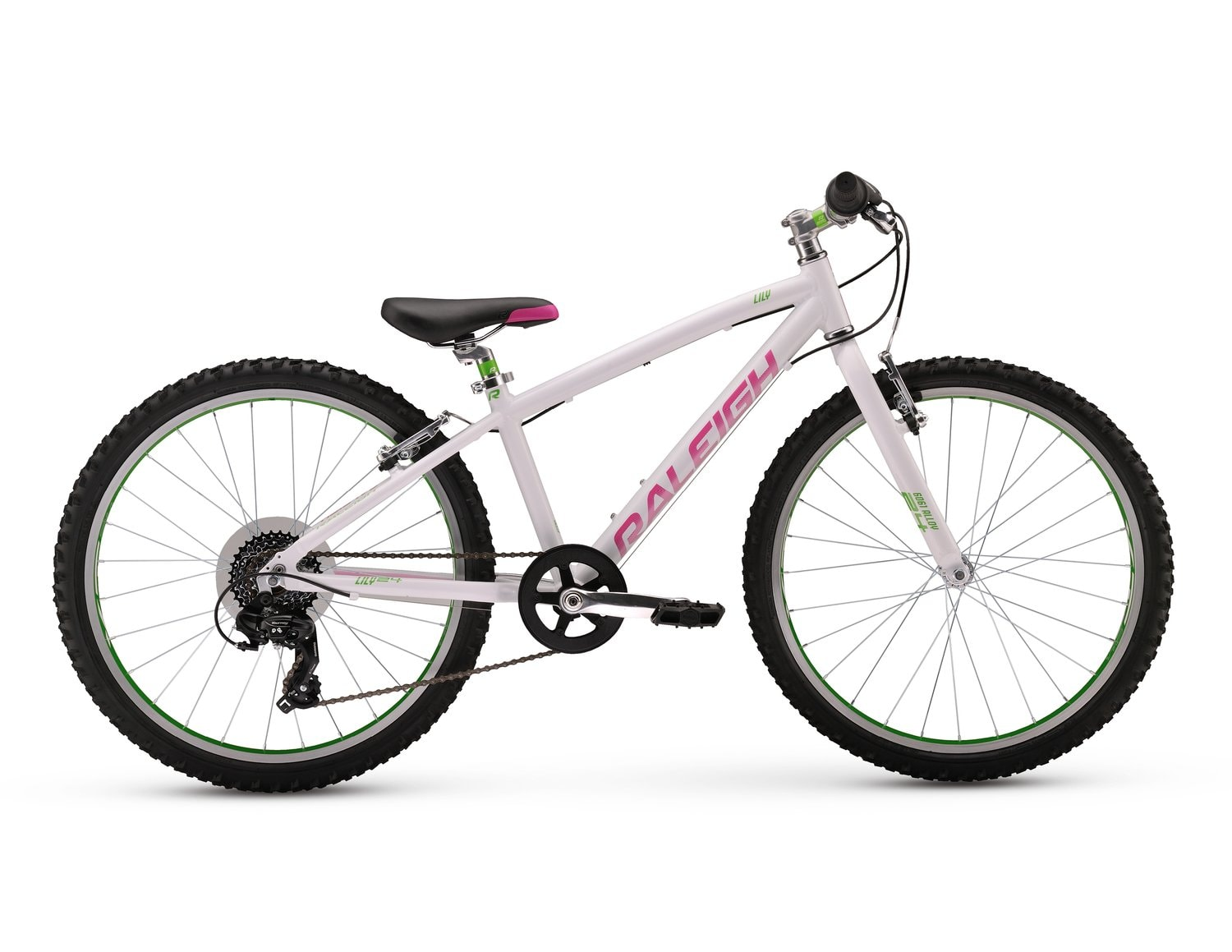 Raleigh Lily 24 Inch Bike
