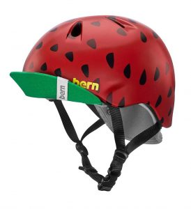 BERN - Kids Nina Helmet Red