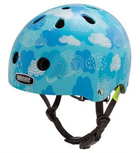 Baby Nutty Bike Helmet Blue