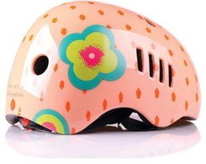 Naranja Minimalista Kids Helmet