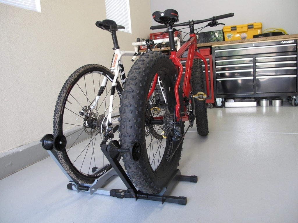 Floor Bike Rack Stand