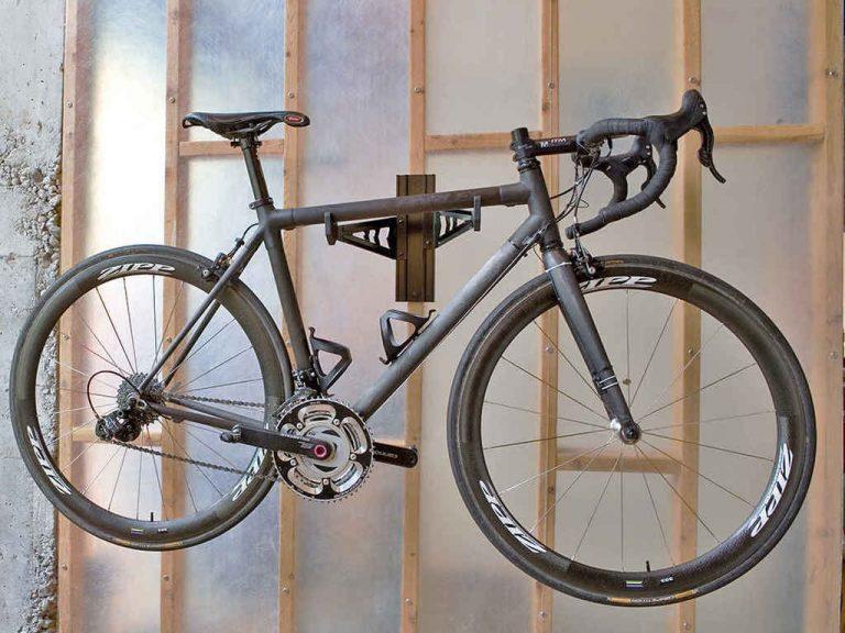 Garage Wall Mounted Frame Bike Rack