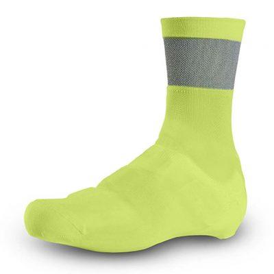 Giro Knit Shoe Covers Yellow