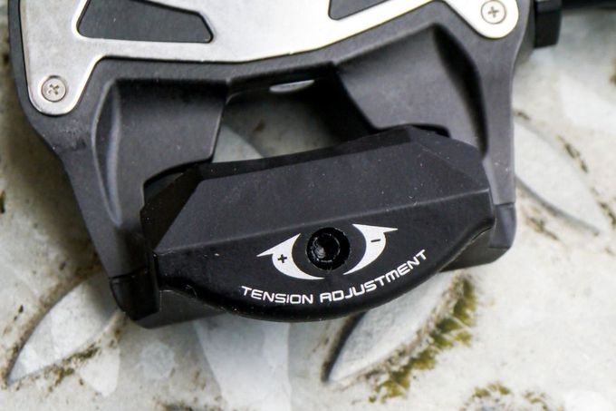 Shimano Road Bike Pedals Tension Adjustment