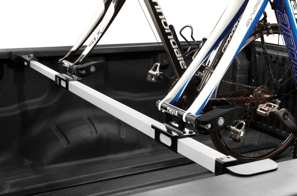 Thule Trunk Bed Fork Mounted Rack