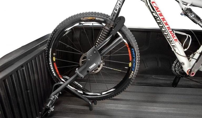 Thule Wheel Mounted Trunk Bed Rack