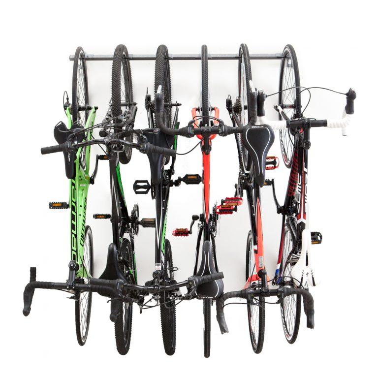 Wheel Hook Garage Bike Racks
