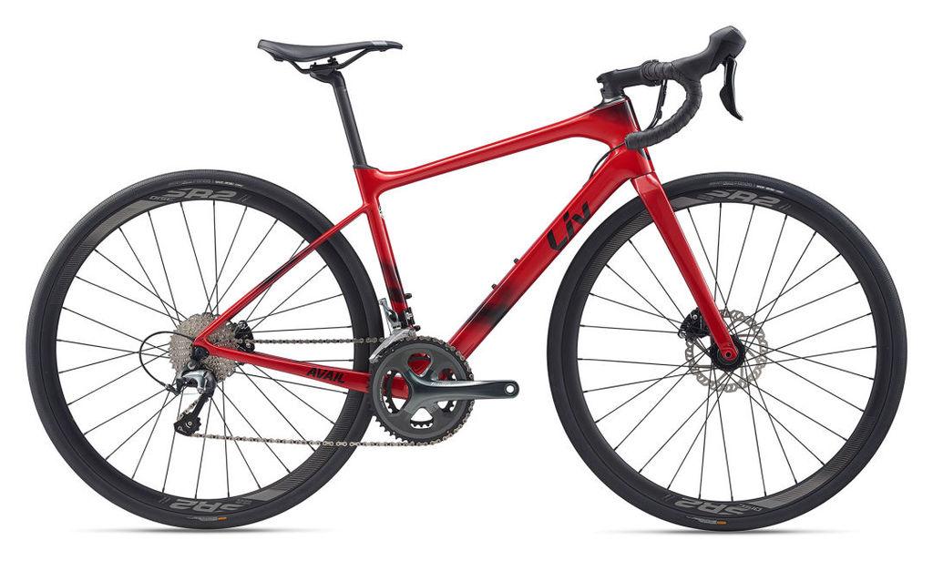 Liv Avail Advanced 3 Women Road Bike