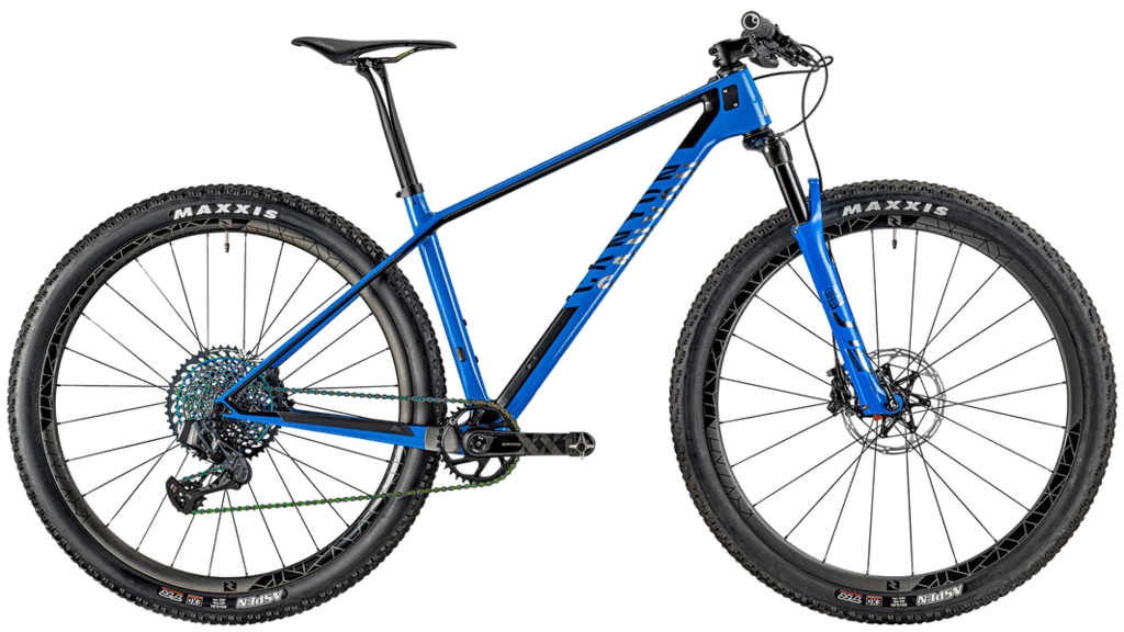 Canyon Exceed CF SLX 9 Mountain Bike