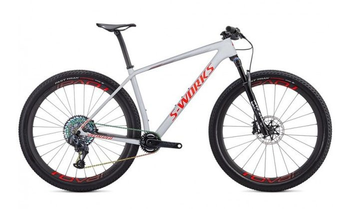 S-Works Epic Hardtail Mountain Bike