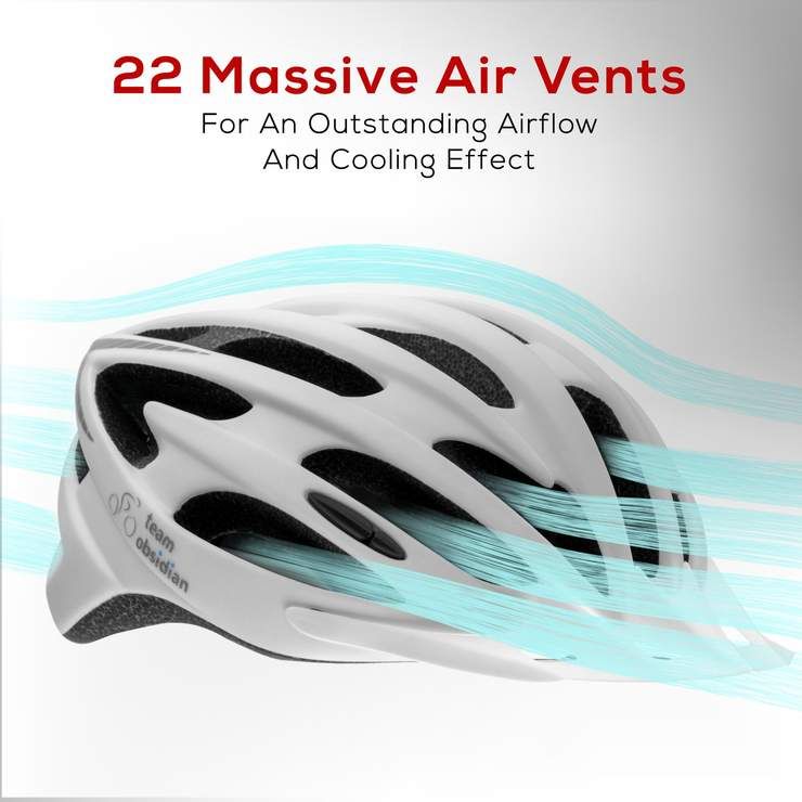 Bike Helmets Vents for Air Flow
