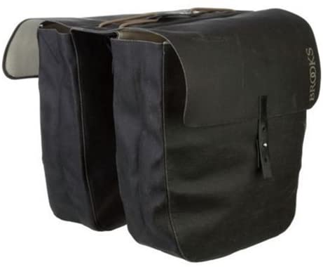 Brooks Brick Lane Roll-Up Bicycle Panniers
