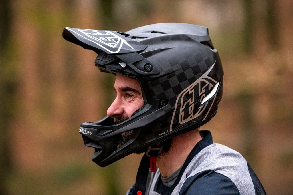 Downhill Mountain Bike Helmet