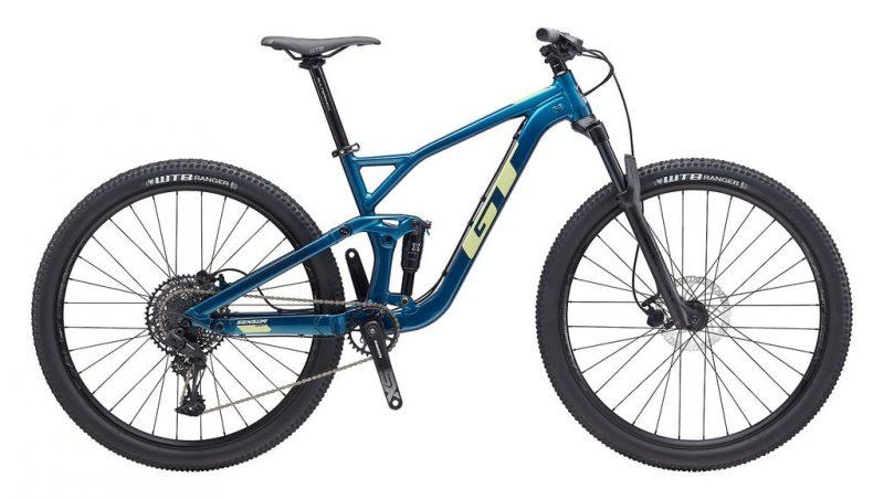 GT Sensor 29 Inch Mountain Bike
