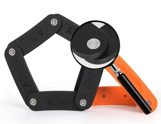 Inbike Folding Lock