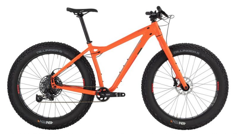 Salsa Mukluk Mountain Bike