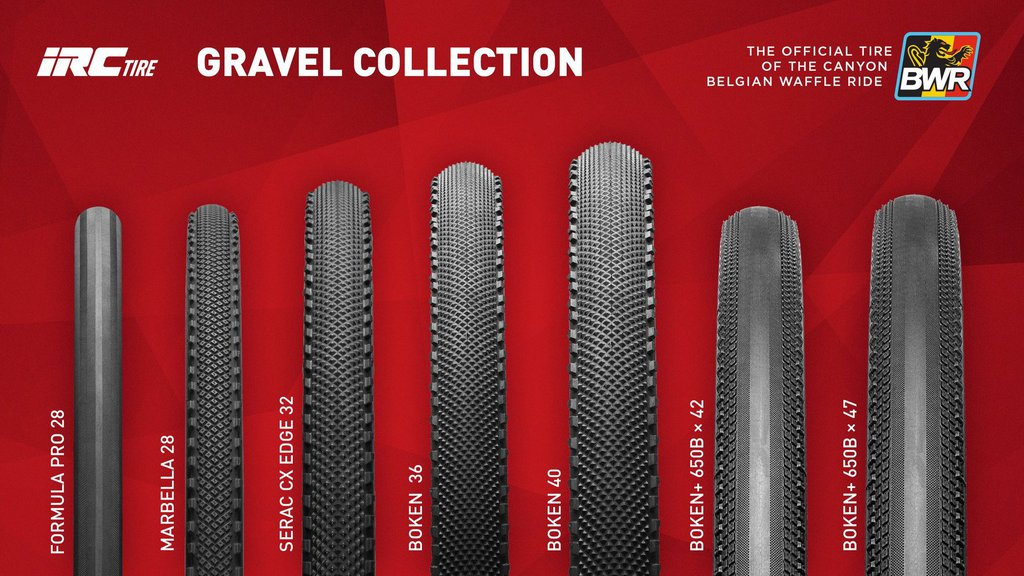 Types of Gravel Bike Tires Thread