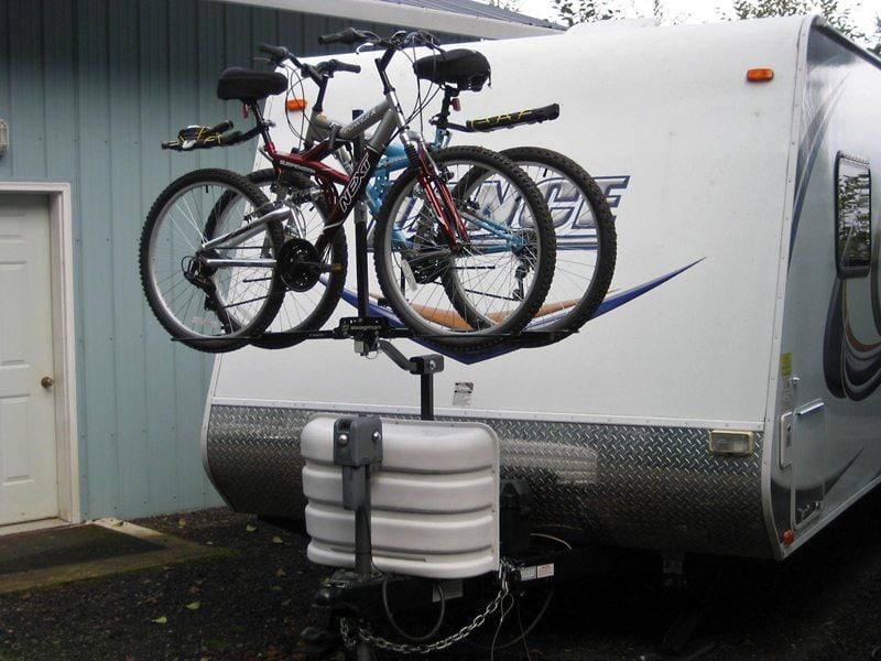 A-Frame Bike Rack