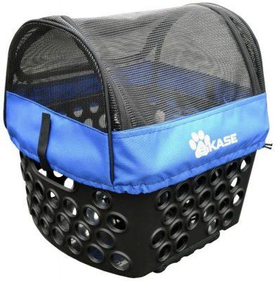BiKase Dairyman Dog Bike Basket