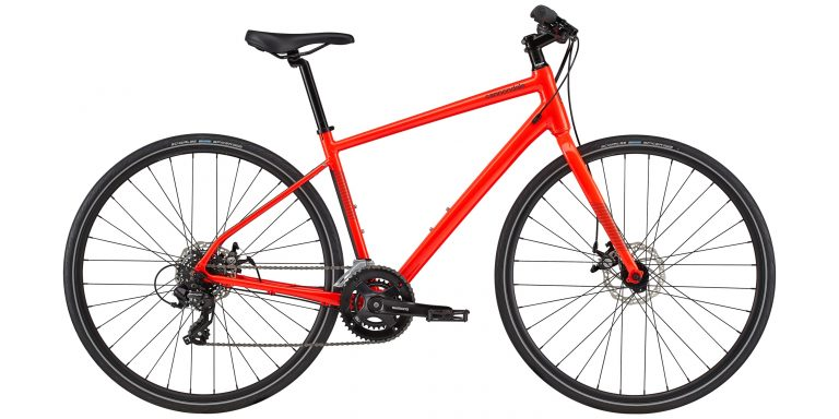 Cannondale Quick 5 Disc Hybrid Bike