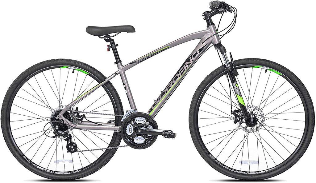 Giordano Brava Hybrid Bike