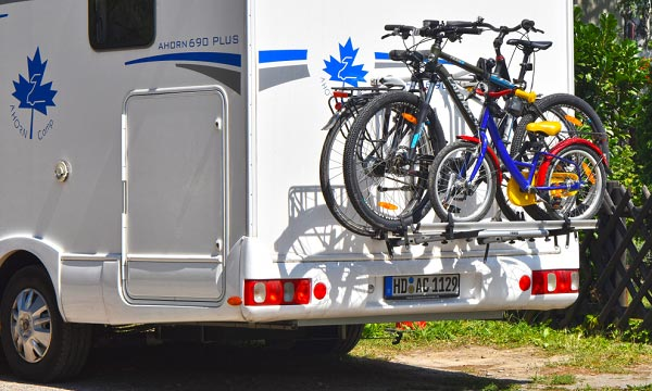 RV Bike Racks