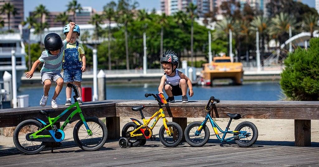 12 Inch Kids Bikes