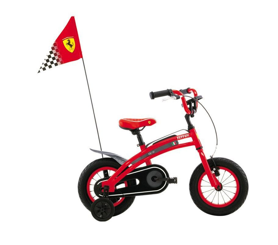 Ferrari 12 Inch Kids Bike