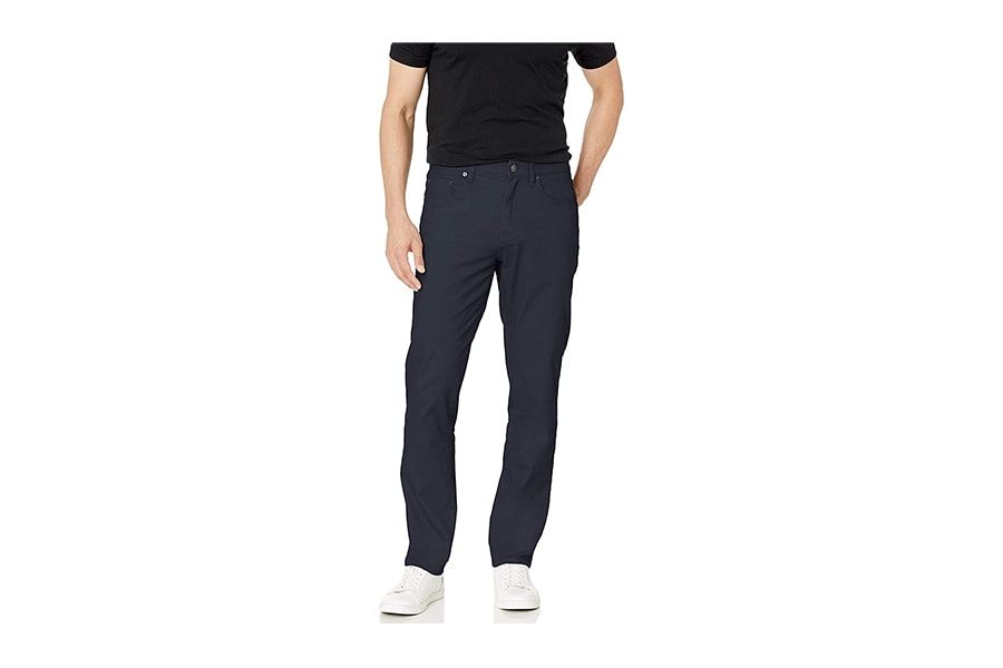 Amazon Basics Men's Athletic Pant Commuter Pants