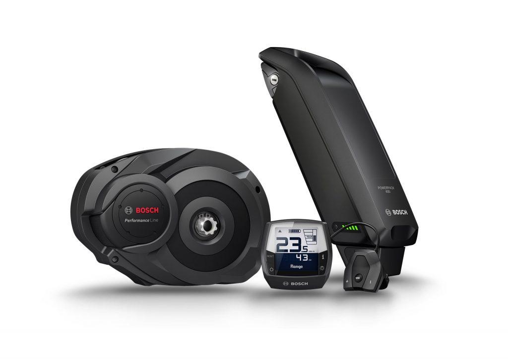 Bosch Performance Line eBike Motor