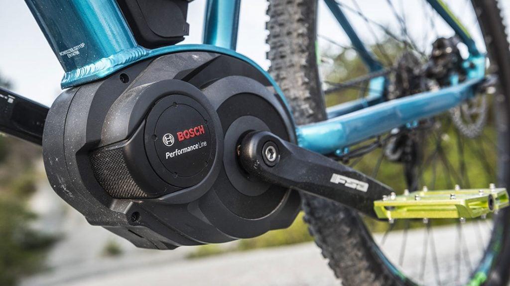 Bosch Performance Line eMTB Motor