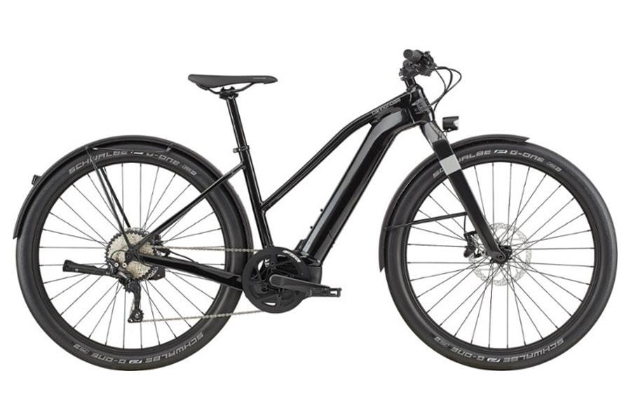 Cannondale Canvas Neo 1 Commuter Electric Bikes