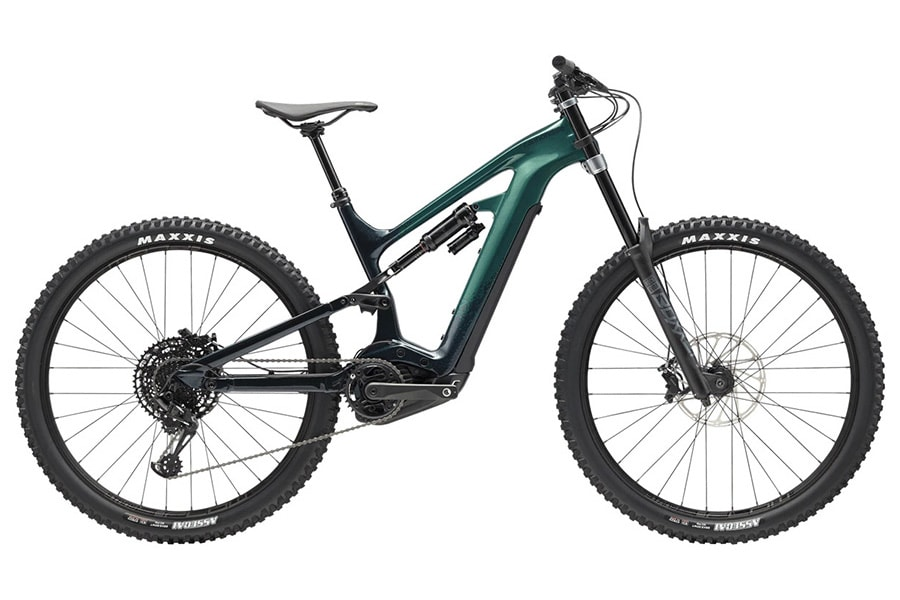 Cannondale Moterra SE Electric Mountain Bikes