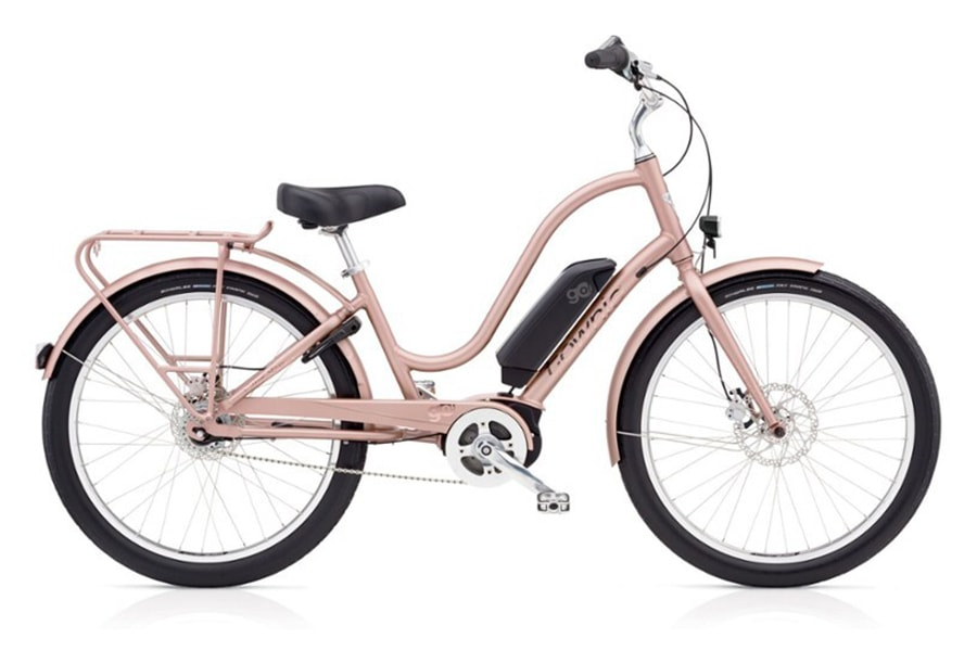 Electra Townie GO! 8i Commuter Electric Bikes
